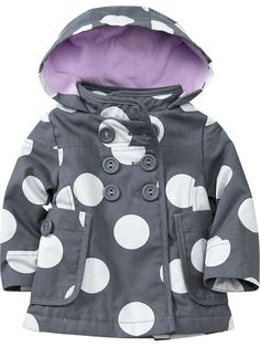 Hooded Canvas Jackets for Baby - Knight Time