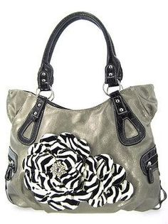 Zebra printed purses or handbags are so beautiful that many of us love to use and it became seasons must have bag. Because the unique textured...