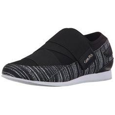 Womens Shoes Calvin Klein Artria Black/White/Black