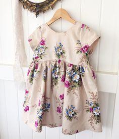Maeflower — gardenia dress - floral