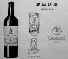 Latour 1931 chateau card - Château Latour - Wikipedia, the free encyclopedia