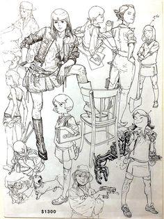 Original Art – Kim Jung Gi US