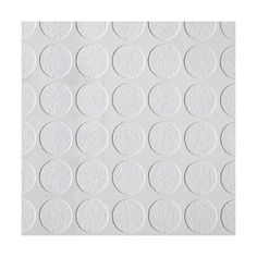 York Wallcoverings Patent Decor 3D Big Dots Paintable Dado (3.835 RUB) ❤ liked on Polyvore featuring home, home decor, white home decor, distressed home decor, york wallcoverings and polka dot home decor