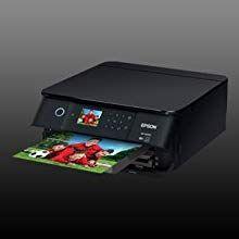 Amazon Com Epson Expression Premium Xp 6000 Wireless Color Photo Printer With Scanner Copier Amazon Dash Replenishmen With Images Photo Printer Printer Scanner Printer