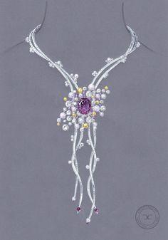 Art And Craft Jewelry High Jewelry, Luxury Jewelry, Pearl Jewelry, Jewelry Art, Diamond Jewelry, Jewelry Accessories, Fashion Jewelry, Unique Jewelry, Jewelry Armoire