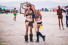 Burning Man '14: The Day