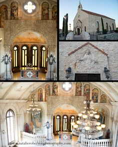 Wedding Venue Bella Donna Chapel In McKinney Texas Natalierobersonphotography