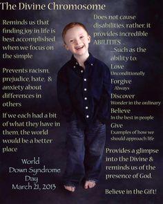 The Divine Chromosome
