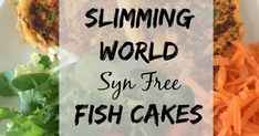 Slimming World Fish Cakes Recipe easy using tinned tuna and Syn free