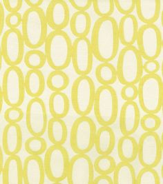 HGTV Home Upholstery Fabric Looped Sunshine at Joann.com