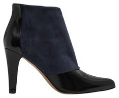 Reiss Blue Dionne Two-Tone Ankle Blue Navy/Black Boots Size: 9New with tags 55% off Retail WAS $340.00 NOW $150.00 Free shipping and return!