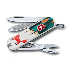 Victorinox® Classic SD Foxy Swiss Army Knife £18.89