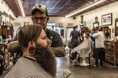 """313 Likes, 8 Comments - Tim Collins (@timcollinsphotographer) on Instagram: """"@ludlowblunt IN BROOKLYN, NEW YORK. ***Barber Life USA. A journey across America with @hairpomades…"""""""