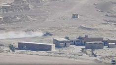 بالفيديو..تنظيم الدولة يقتحم مواقع عسكرية للنظام ويضيق الخناق على مطار السين