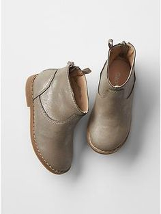ZARA - KIDS - LEATHER ANKLE BOOT | TODDLER GIRLS BTS 2015 ...