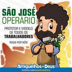 São José Operário desenho