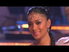 Nicole Scherzinger & Derek Hough - Dancing With The Stars - Rumba week 4