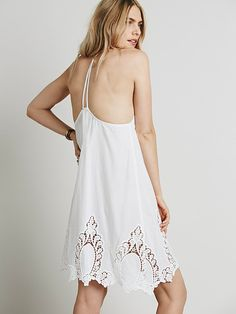 Intimately Easy Livin Slip at Free People Clothing Boutique