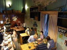 """Kappaya """"Japanese Soul Food Cafe"""" in Abbotsford Convent, Melbourne. Soul Food Cafe, Grilled Tofu, Melbourne Food, Organic Wine, Mince Meat, Cafe Shop, Latte Art, Bento Box, Sweet And Spicy"""