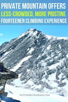 #OutThereColorado #Travel #Colorado #ColoradoVacation #ColoradoSprings #Denver #Breckenridge #RockyMountainNationalPark #Mountains #Adventure #ColoradoFall #ColoradoPhotography #ColoradoWildlife #Mountains #Explore #REI #optoutside #Hike #Explore #Vacation Colorado Springs, Colorado Hiking, Best Hikes, Hiking Gear, Denver, Climbing, Crowd, Remote, Trail