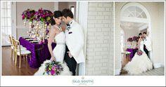 Published Southern WeddingsMardis Gras Styled Shoot #charlotte #wedding #photographer #southern #southerweddings