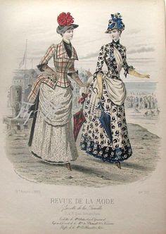 Revue de la Mode 1885