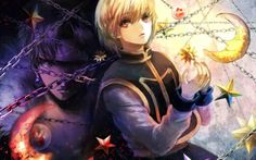 Hunter X Series Chrollo Lucifer Character Kurapika Chain Moon
