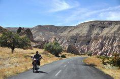 strade della cappadocia