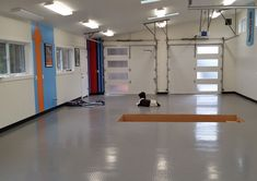 We love it when customers send us pictures of their garages. We love it even more when those photos also include dogs! Garage Floor Mats, Garage Flooring, Garage Transformation, G Floor, Cool Garages, Cute Dogs, Home Improvement, Garage Doors, Cool Stuff