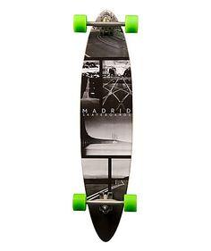 Longboard Collage Blunt by Madrid Skateboards engelhornsports#