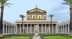 Basilica di San Paolo del IV secolo voluta da Costantino