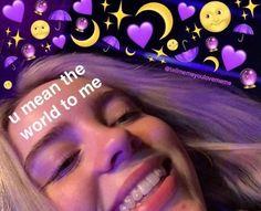 New memes heart billie eilish ideas Billie Eilish, Funny Videos, Lila Baby, Heart Meme, Cute Love Memes, Crush Memes, Mood Pics, New Memes, Funny Memes