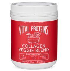 Collagen Veggie Blend: AIP and Paleo compliant protein powder!