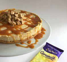 Just A Mum's Caramilk Cheesecake