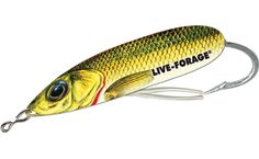 Northland Fishing Tackle: LIVE-FORAGE® WEEDLESS SPOON
