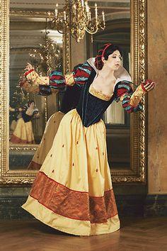 Renaissance Era Snow White. Done.
