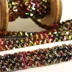 Sequin Trim & Bead Trimmings