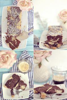 No Fat, Low Carb, No Sugar :: Marmorkuchen