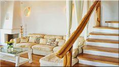 görög luxuslakás eladó - Luxuslakás 7 Mansion Rooms, Mykonos Villas, Luxury Villa, Traditional House, Ladder Decor, Luxury Homes, Greece, Stairs, Real Estate