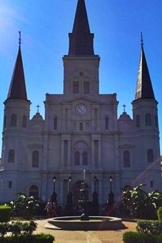 Experience the magic of the French Quarter, just steps away from #jwnola. Photo: @kaylabrowwnn