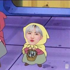 Blackpink Memes, Cute Memes, Funny Memes, K Pop, Nct Dream Jaemin, Nct Life, Na Jaemin, Aesthetic Stickers, Papi
