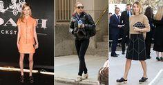 Ícone da moda dos anos 70, o tamanco ressurgiu na passarela da Chanel em 2010. Desde então, o calçado já apareceu nos pés de famosas como Kate Bosworth, Scarlett Johansson e da apresentadora francesa Alexandra Golovanoff. Agora, o tamanco dominou as vitrines e caiu no gosto popular. Apesar de democrático e combinar com calça, shorts, vestido ou saia, o sapato deve ser evitado em ocasiões formais que pedem looks mais refinados. Prefira usar em passeios durante o dia, conferindo um toque…
