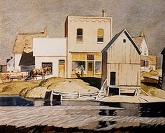 cathy donnelly 36 weeks ago a j casson bobcageon Emily Carr, Canadian Painters, Canadian Artists, Dutch Painters, Group Of Seven Paintings, Franklin Carmichael, Tom Thomson Paintings, Ontario, Alex Colville