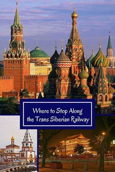 Have you considered traveling with your family on the Trans Siberian Railway? Learn the best places to stop and the most family-friendly activities in each location!