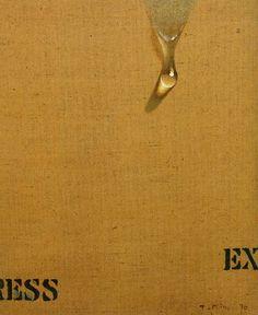 Kim Tschang Yeul (Korean, 김창열 / 물방울, born 1929) Drops. Express, N/D