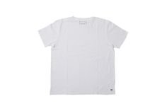 #WOOD #WOOD - #MENS BASIC #T-SHIRT - WHITE