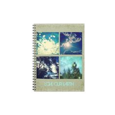 """""""Create Your Own"""" 4 Photo Instagram Journal. """"LOVE OUR EARTH"""".   $14.95 Customize this product by replacing the existing Instagram photos with your own. Replace the text or leave as is. It's your choice.      VIEW ALL INSTAGRAM PRODUCTS HERE: http://www.zazzle.com/antepara* #instagram #instagramproducts #notebook #journal #DIY #photographygifts #uniquegifts #instagramgifts #instagramstationary #schoolsupplies #coolschoolsupplies"""