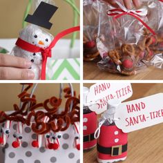 Nifty Holidays & Parties Holiday Classroom Gifts // Before You I Homemade Christmas Gifts, Christmas Crafts For Kids, Simple Christmas, Christmas Projects, Holiday Crafts, Holiday Fun, Christmas Holidays, Christmas Decorations, Christmas Ornaments