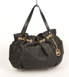 Casual Michael Kors Gathered Tote. Starting at $1