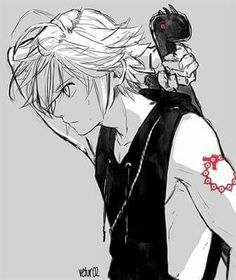 Meliodas-Nanatsu no Taizai    Damn you hot characters WHY CANT I LOVE IN THE ANIME WORLD. I WILL TAKE MY CHANCES ON LIVING IN SOME TYPE OF HORROR ANIME.